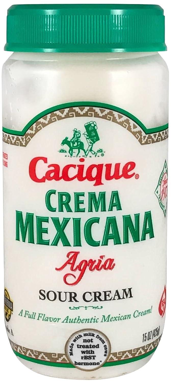 Carniceria Compare Crema Mexicana 15 Ounce Amazon Com Grocery