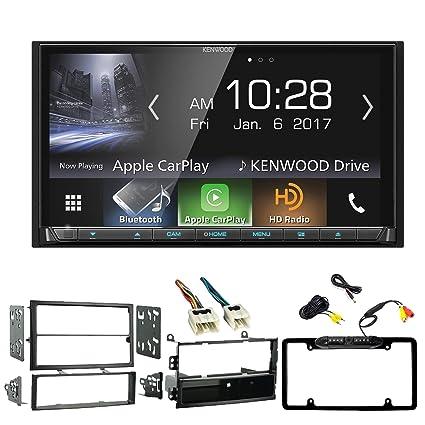 Amazon.com: Kenwood DDX9704S 2-DIN in-Dash DVD Player HD Radio ... on