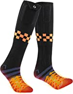 2020 Latest Double-Sided Heated Socks, Thermal Socks with 5000mAh Large Capacity