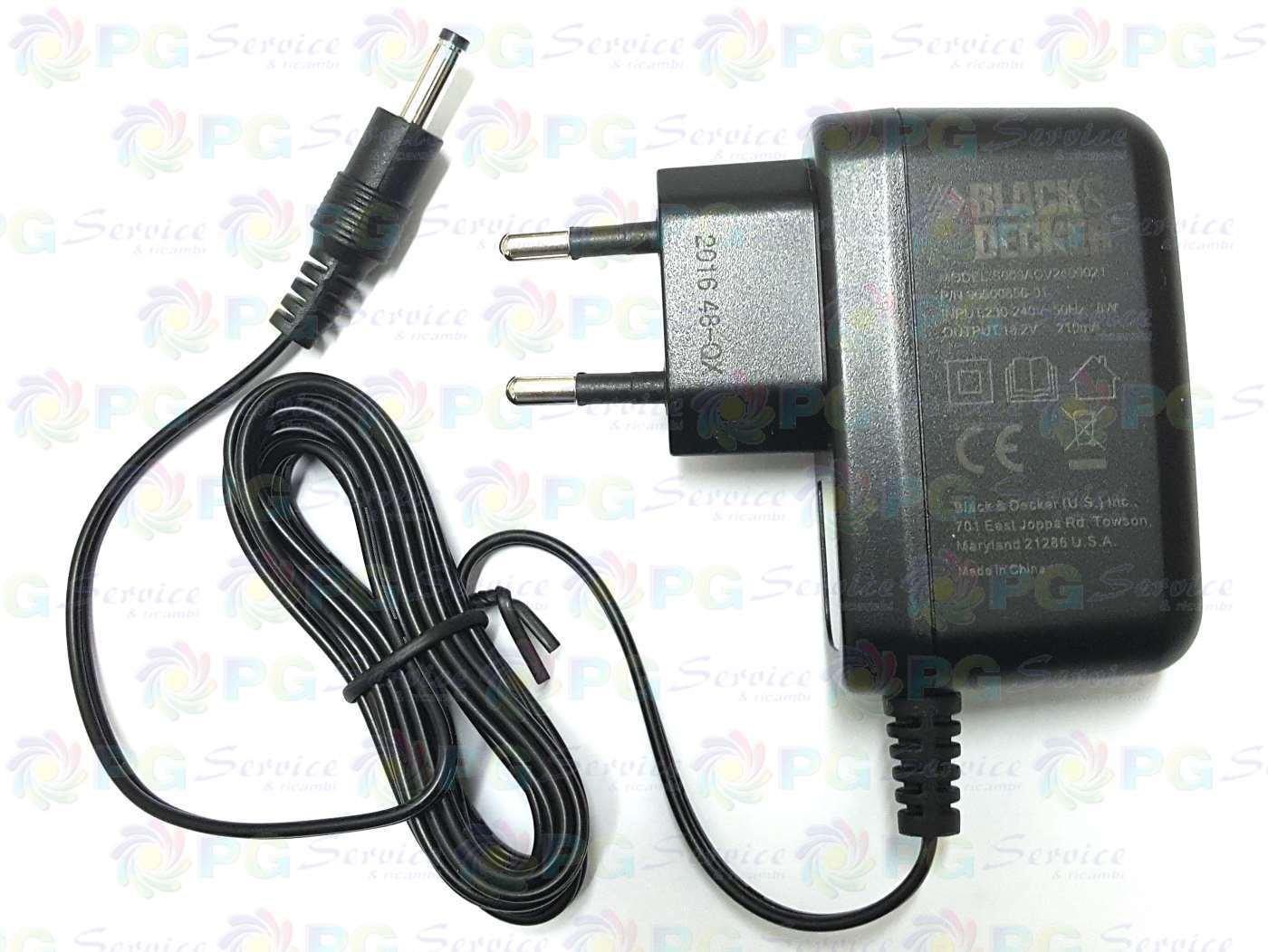 Black /& Decker Chargeur Alimentation 14.4/V AST14/cd14/C epc14/EPC146/kC14