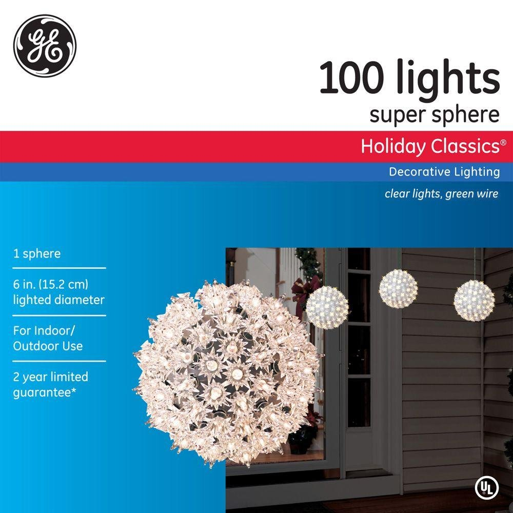 Ge 75906hd holiday christmas classic 100 light clear super sphere ge 75906hd holiday christmas classic 100 light clear super sphere light amazon music mozeypictures Image collections