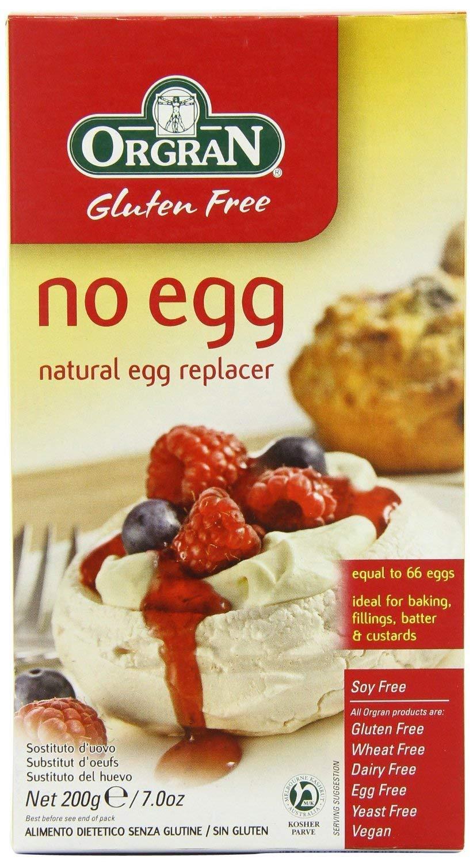 What, No Egg