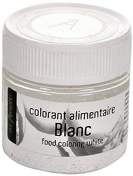les artistes paris a 0411 colorant alimentaire blanc - Colorant Alimentaire Grande Surface