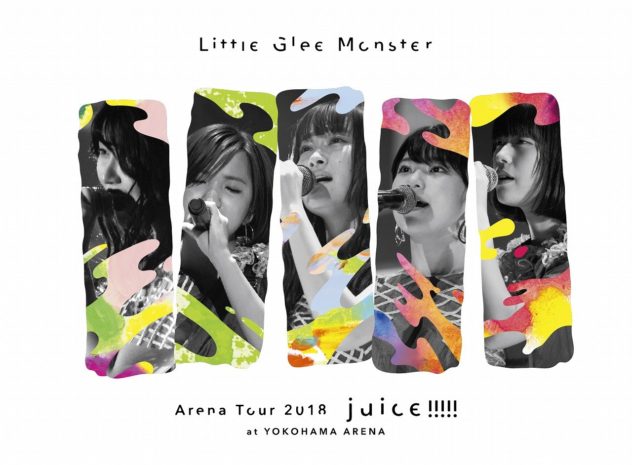 Little Glee Monster Little Glee Monster Arena Tour 18 Juice At Yokohama Arenal 2 Blu Ray Edizione Giappone Italia Blu Ray Amazon Es Cine Y Series Tv