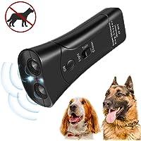 Zomma Handheld Dog Repellent, Ultrasonic Infrared Dog Deterrent, Bark Stopper + Good…
