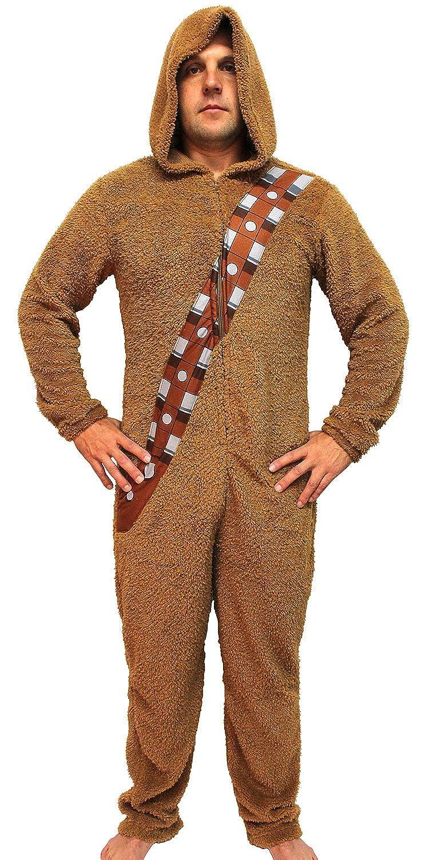 Star Wars Chewbacca Wookiee Adulto Traje Traje de ...
