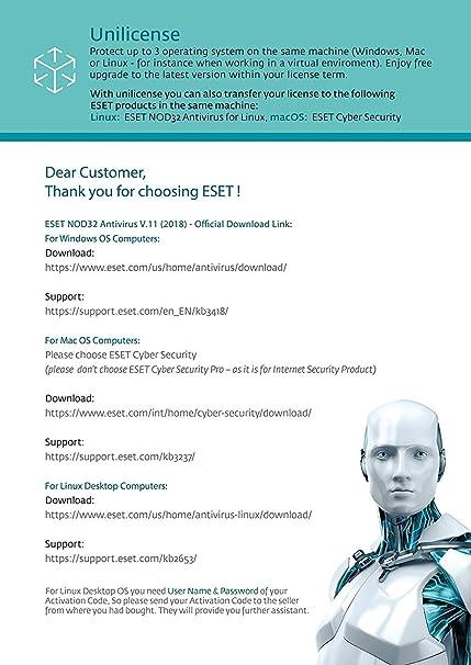 eset nod32 antivirus 9 activation key 2018 free download
