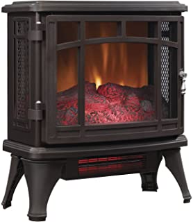 Amazon.com: Dimplex Featherston Electric Fireplace Mantel Package ...