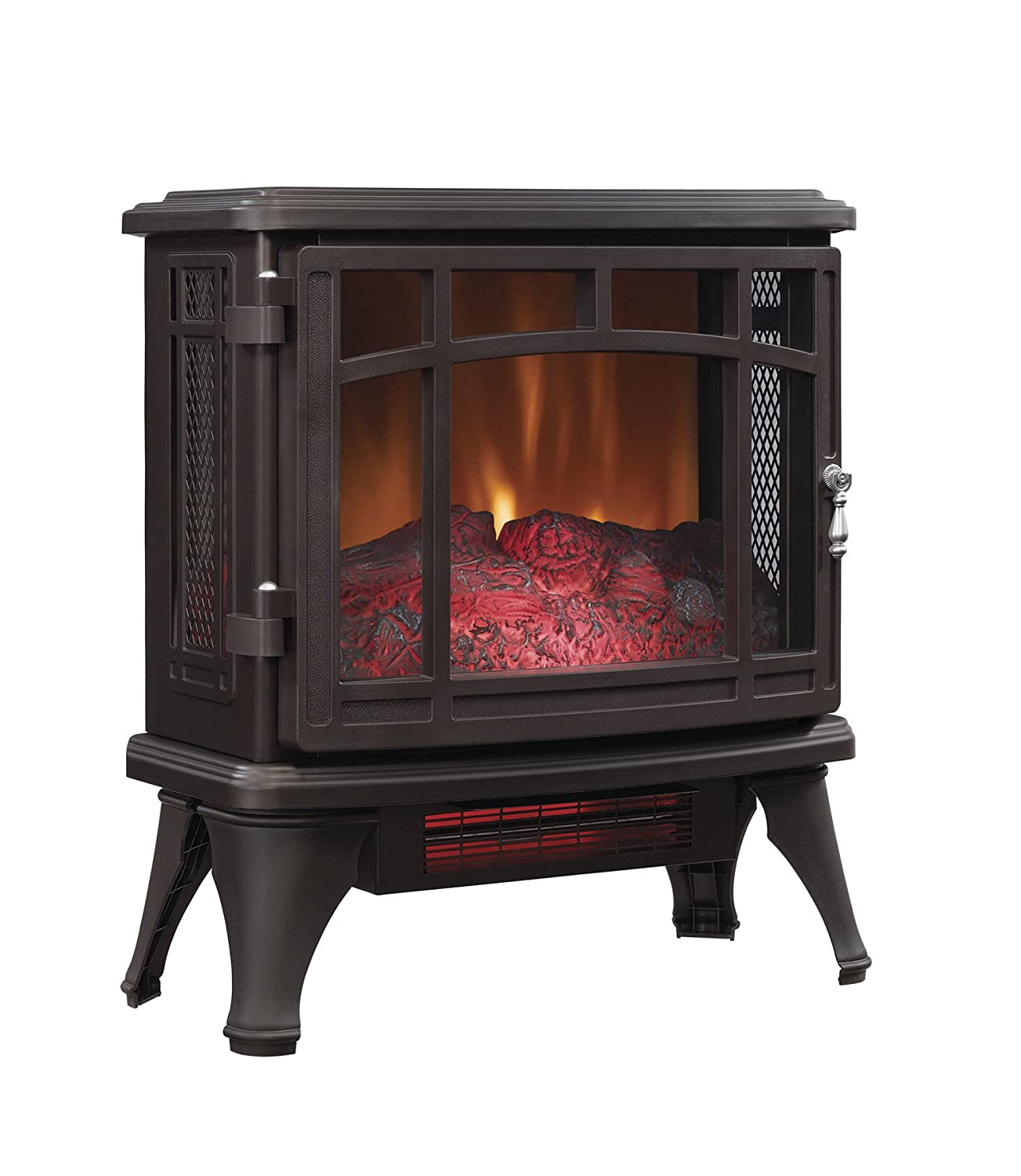 Amazon.com: Duraflame DFI-8511-03 Infrared Quartz Fireplace Stove ...