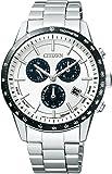 [シチズン]CITIZEN 腕時計 Citizen Collection シチズン コレクション Eco-Drive エコ・ドライブ メタルフェイス クロノグラフ BL5594-59A メンズ