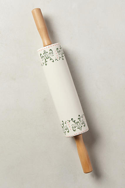 Maelle Rolling Pin - anthropologie.c​om