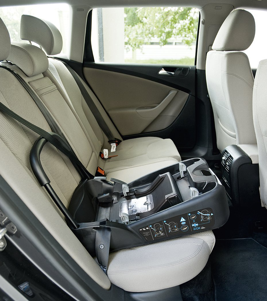 B/éb/é Confort Citi Black Car Seat Base
