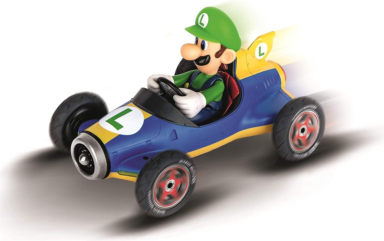 Carrera RC 370181067 2.4 GHz Mario Kart Mach 8 Luigi Multi-Coloured TM