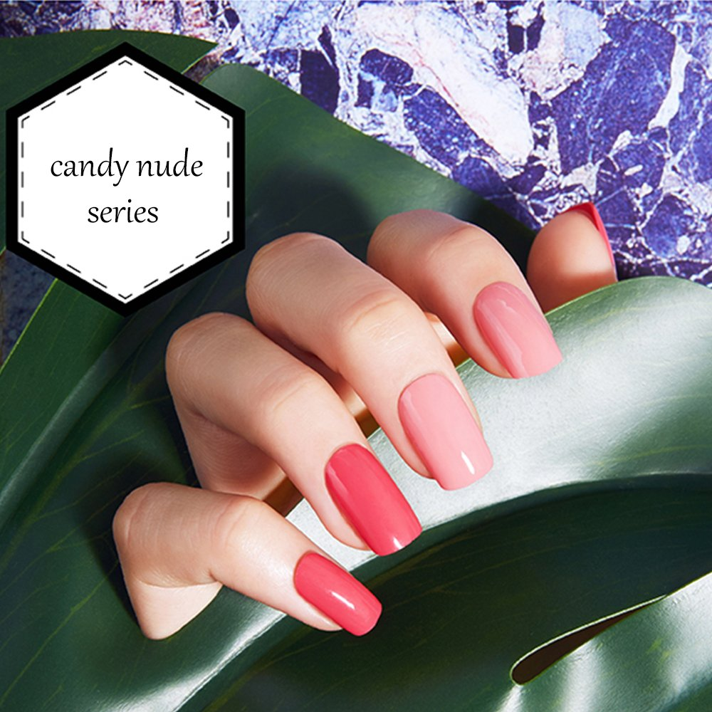 Pink u and ur hand nude