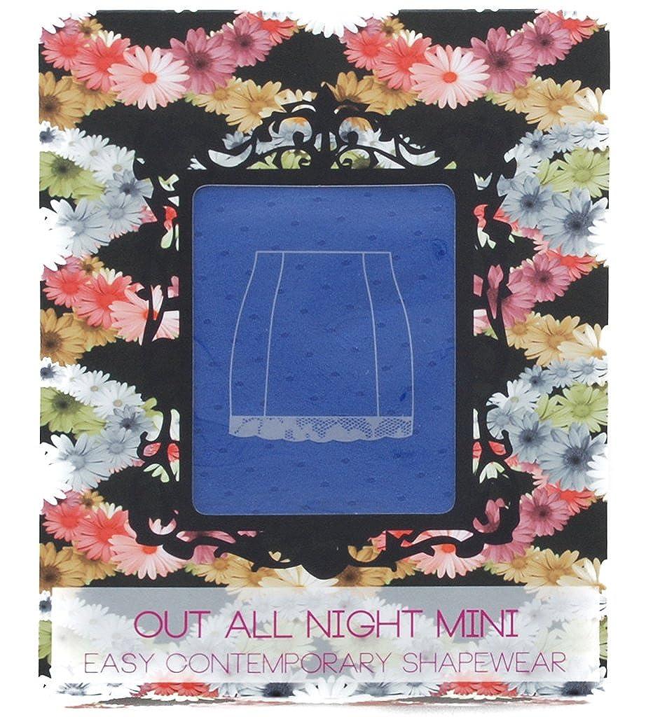af7d88192b89e Jewel Toned Women s Out All Night Mini Half Slip