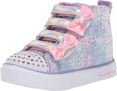 Skechers Kids' Twinkle Breeze 2.0-Unicorn Sneaker