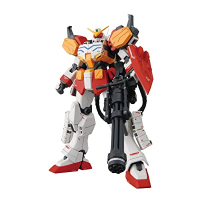 Bandai Gundam Heavyarms Ver EW 1/100 Master Grade: Toys & Games