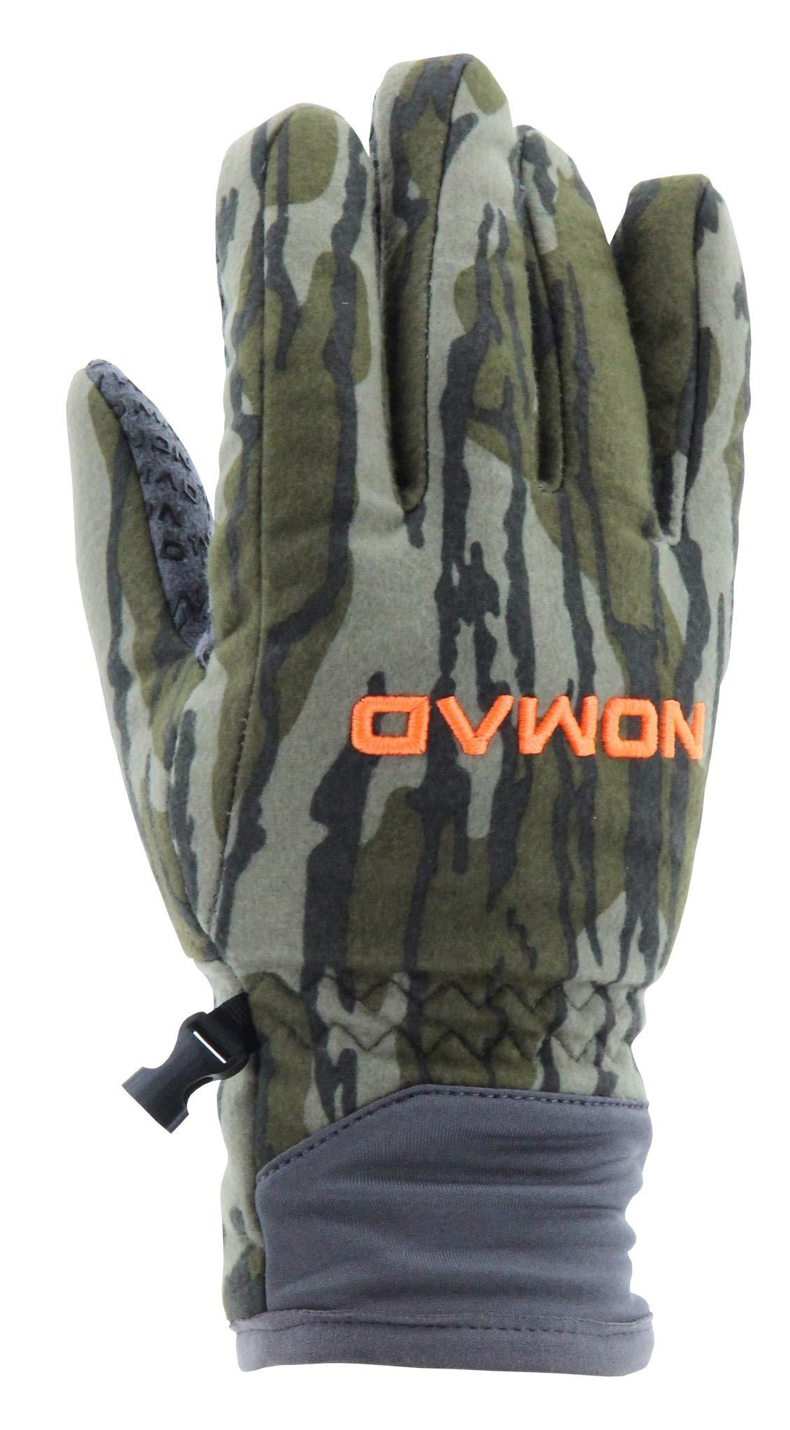 Nomad Harvester Glove (Mossy Oak Bottomland, XL) by Nomad
