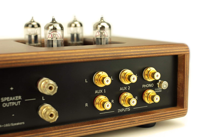 Xtonebox Silver 6011 Amplificador a válvulas Integrado para ...