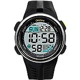 Digital Sports Watch Water Resistant 60 Lap 3...
