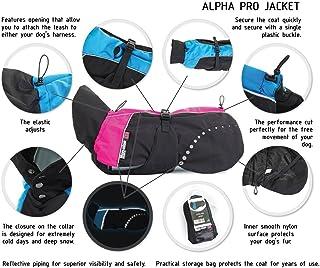 Non-Stop dogwear Non-Stop Alpha Pro Jacket, Blue