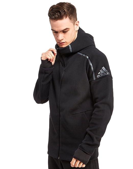 adidas Z.N.E. Hoodie Men s Tennis XL Black  Amazon.ca  Clothing ... 618d340727