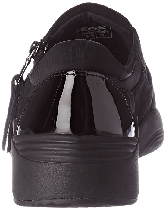 39758d7a90db1b Geox D Omaya A, Sneakers Basses Femme: Amazon.fr: Chaussures et Sacs