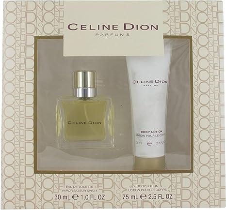 celine dion perfume set price