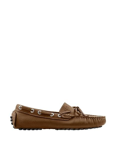 Superga 463-Tumblefglw - Mocasines, color Moresco, talla 40: Amazon.es: Zapatos y complementos