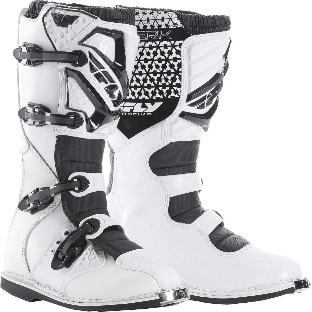 Fly Racing Unisex-Adult Maverick Mix Boots Hi-Vis Size 12
