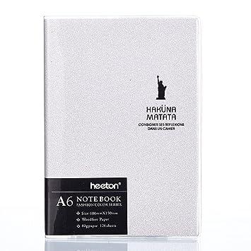 Aisuper - Cuaderno de notas A6 para estudiantes, niños y niñas ...