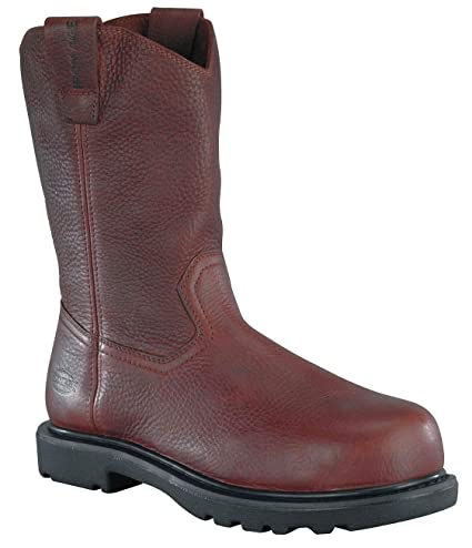 c8db255ca7d Iron Age Work Boots, Size 10-1/2, Toe Type: Composite, PR - IA0195 ...