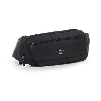 cb82d70cb Hedgren Gag Waistbag or Crossbody Sling, RFID Blocking Pocket, Men's, Black