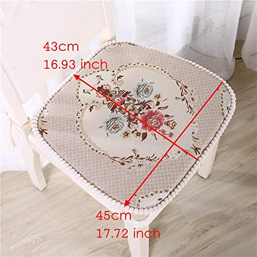 Embroidery Chair Pad