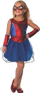 Rubie's Marvel Classic Child's Spider-Girl Costume, Toddler