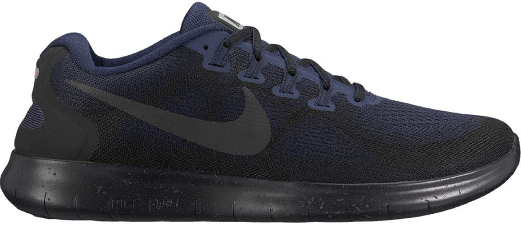 Nike Free Run 2017 Shield Unidad Guantes, Schwarz (Black/Obsidian ...