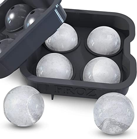 Hot Ice Kitchen Brick Mold Party Bar Tray Moulds Cube Sphere Ball Maker Mould UK