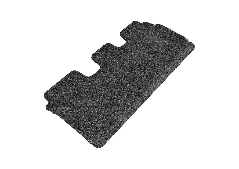 Classic Carpet 3D MAXpider Third Row Custom Fit Floor Mat for Select Lexus LX570 Models L1LX03732202 Tan