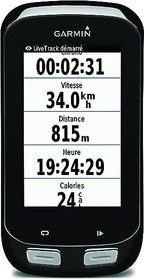 Garmin Edge 1000 pack - GPS para ciclismo de 3