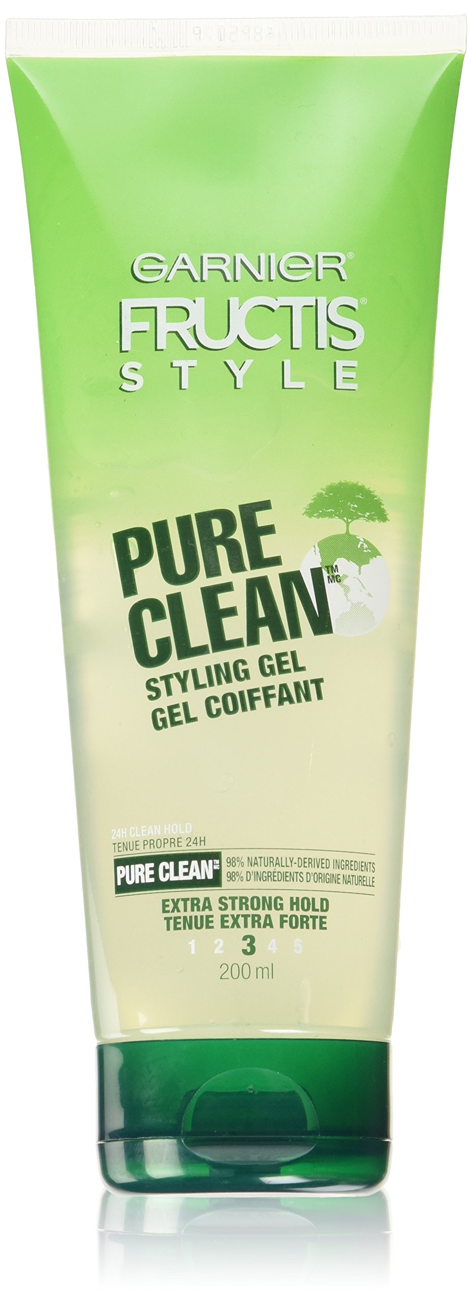 Garnier Fructis Style Pure Clean Styling Gel 6.80 oz