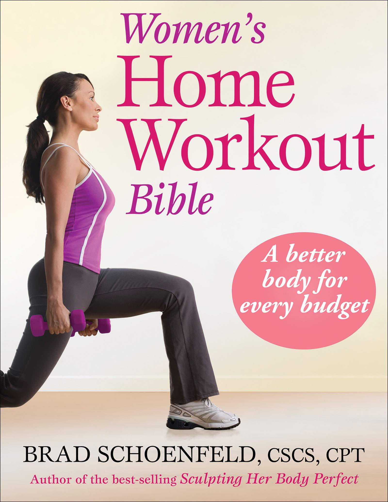 Download Women's Home Workout Bible pdf