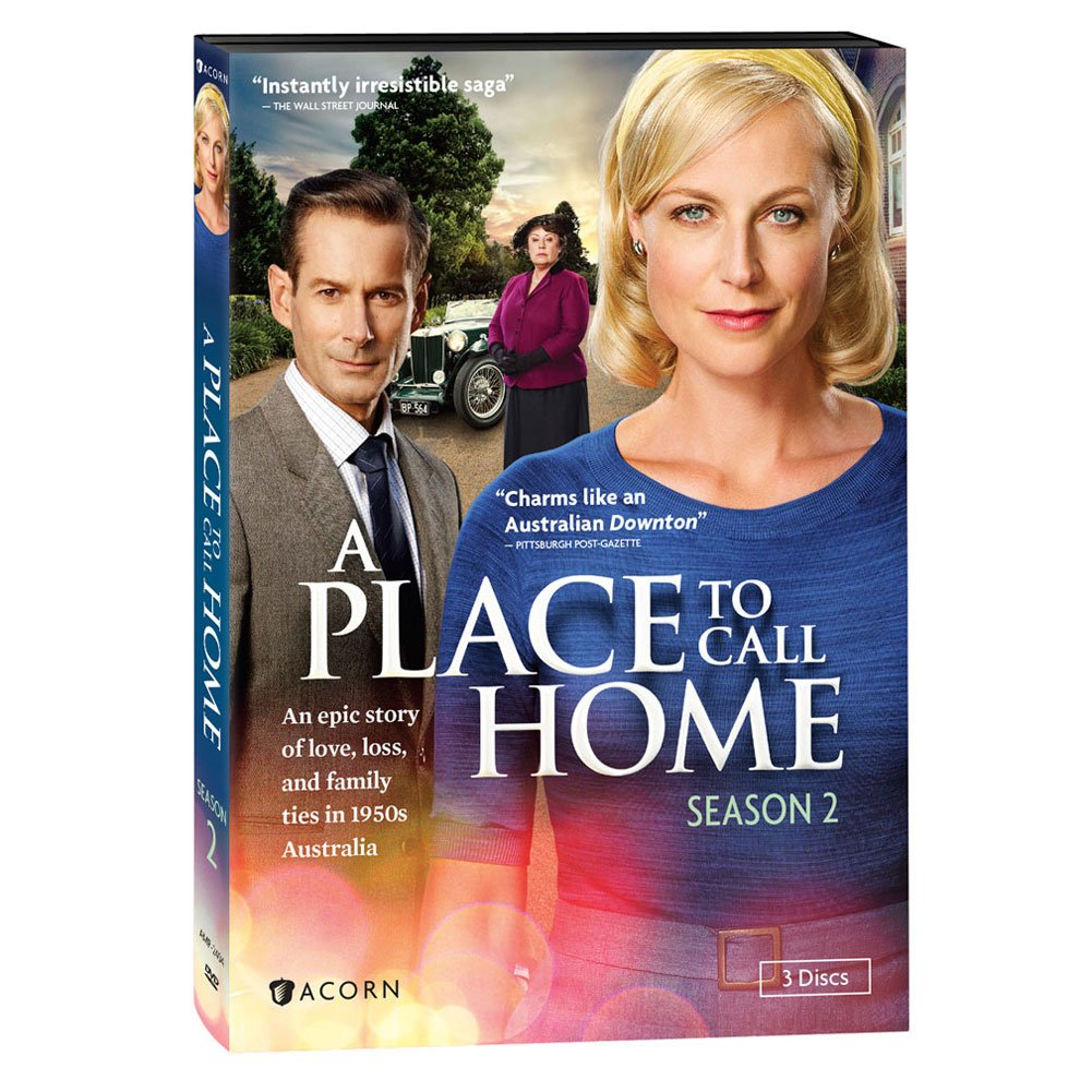 A Place to Call Home: Season 2 Boxed Set - 10 Episodes on 3 DVDs