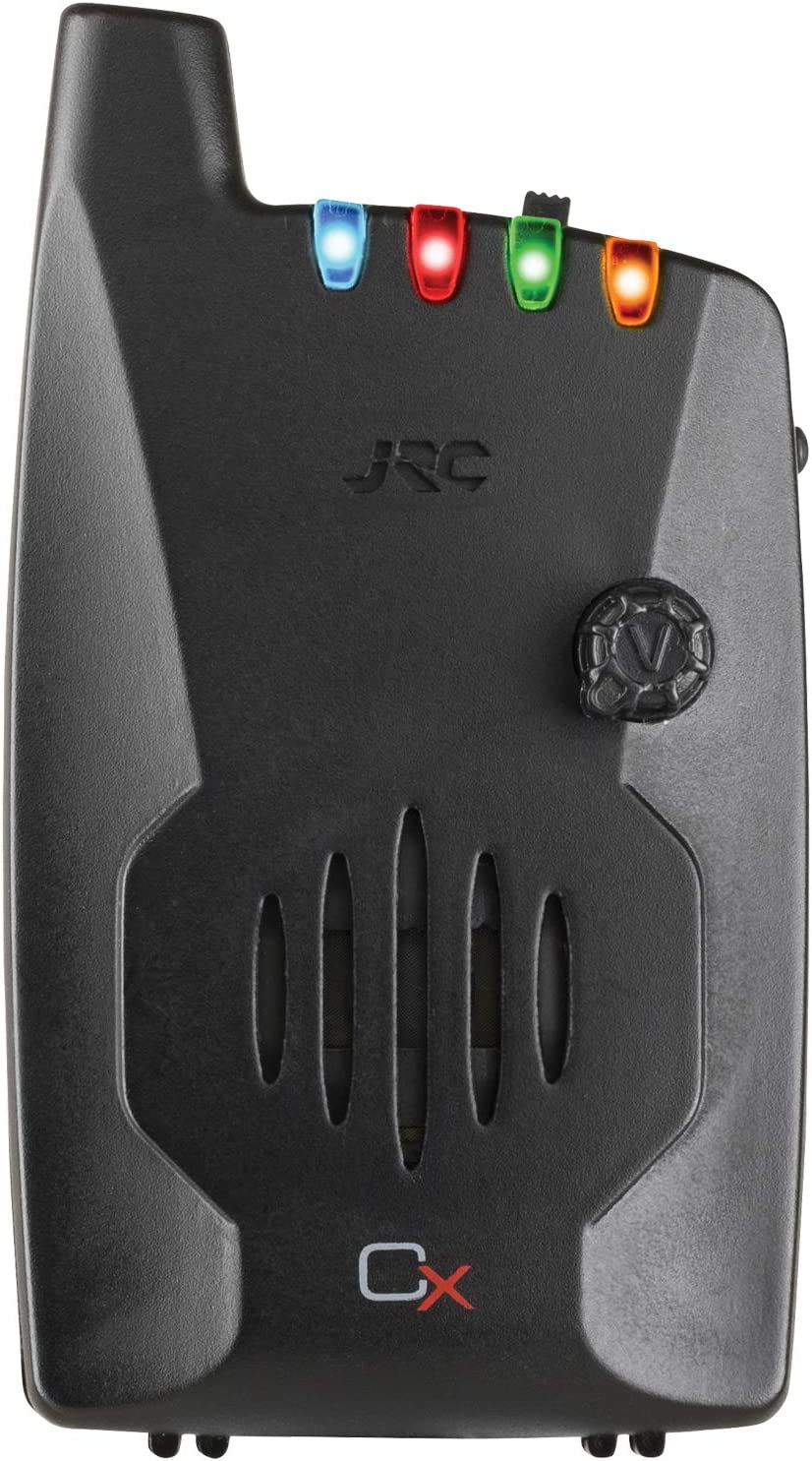 JRC Radar CX Juego de picada 3/ 1/Rojo//Naranja//Green 1404484/bit eindicator Bite Indicator picada Set