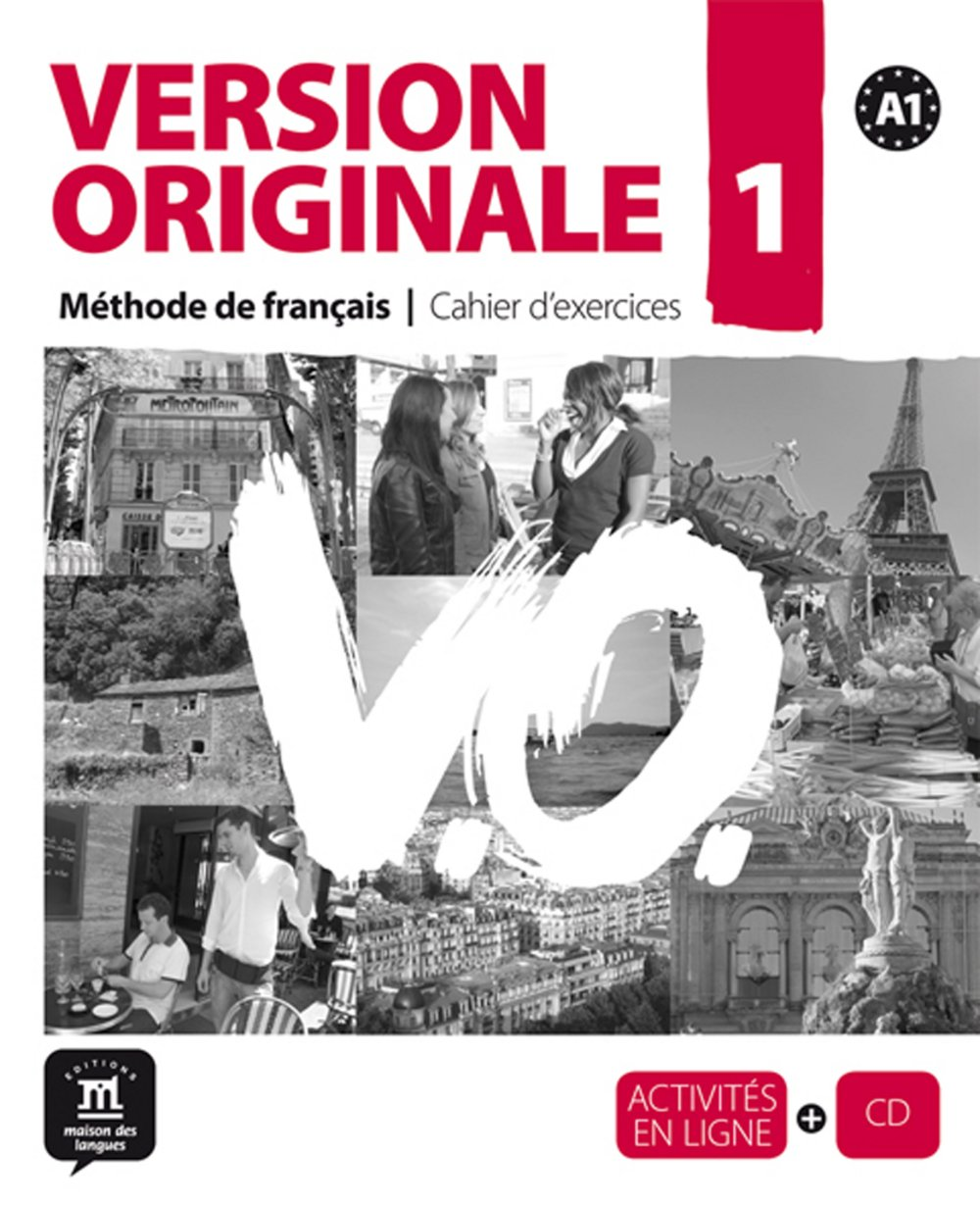 Version originale A1: Méthode de français. Arbeitsbuch + Audio-CD