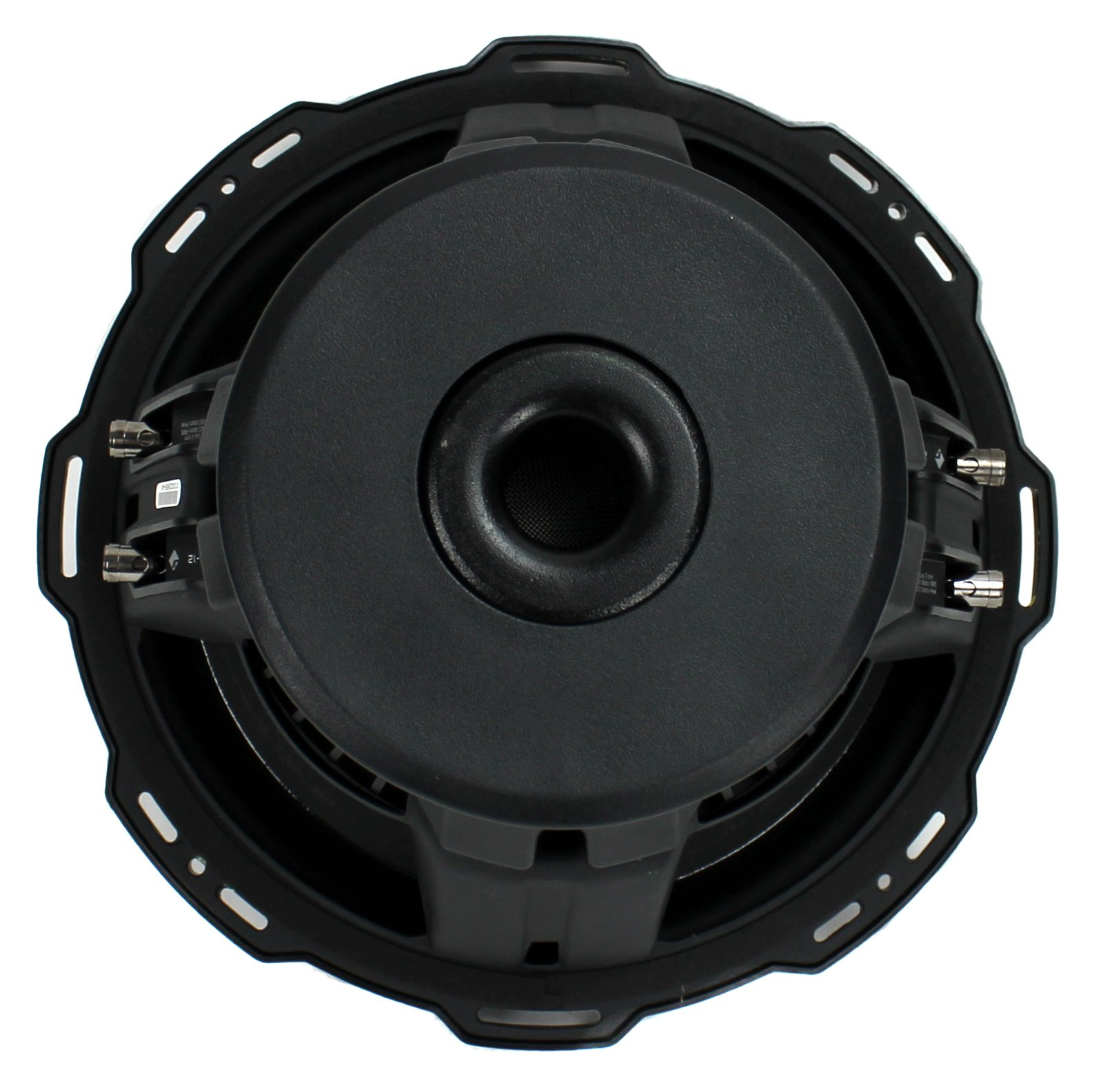2) Rockford Fosgate P2D2-12 12'' 1600Watt 2-Ohm Punch Series Car Audio Subwoofers by Rockford Fosgate (Image #4)