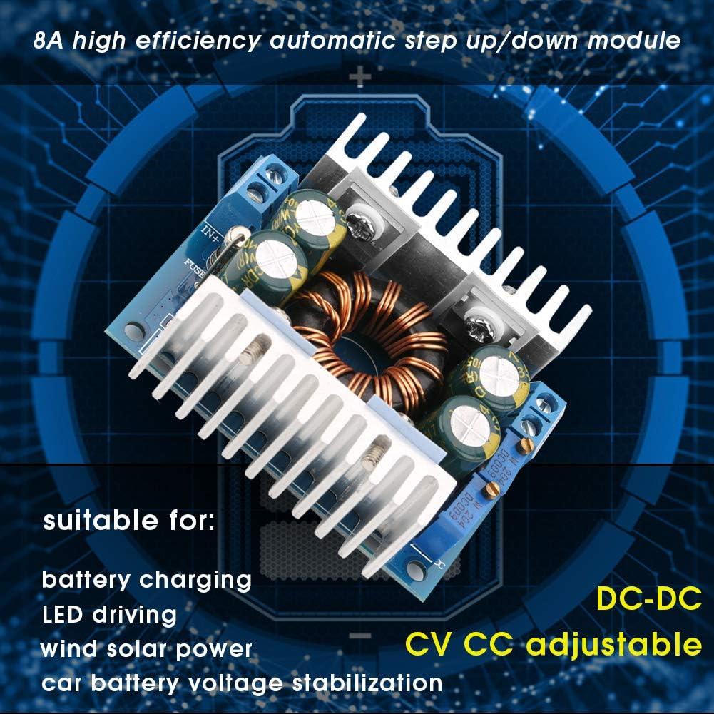 DC5-30V a 1.25-30V Boost Buck Converter Buck Boost Converter M/ódulo convertidor DC-DC Convertidor autom/ático Step Up//Down Regulador de voltaje de refuerzo
