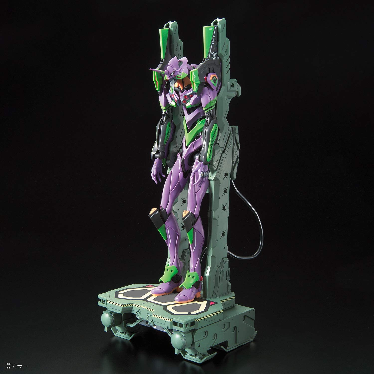 BANDAI SPIRITS RG Evangelion UNIT-00 Multipurpose Humanoid Decisive Weapon
