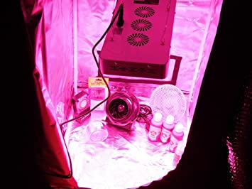 LED Grow Tent Kit - Complete LED Indoor Growing System & LED Grow Tent Kit - Complete LED Indoor Growing System: Amazon.co ...