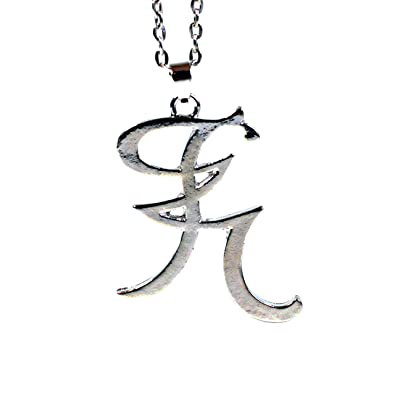 City Of Bones Health Pendant Necklace Mortal Instruments Clary Fray