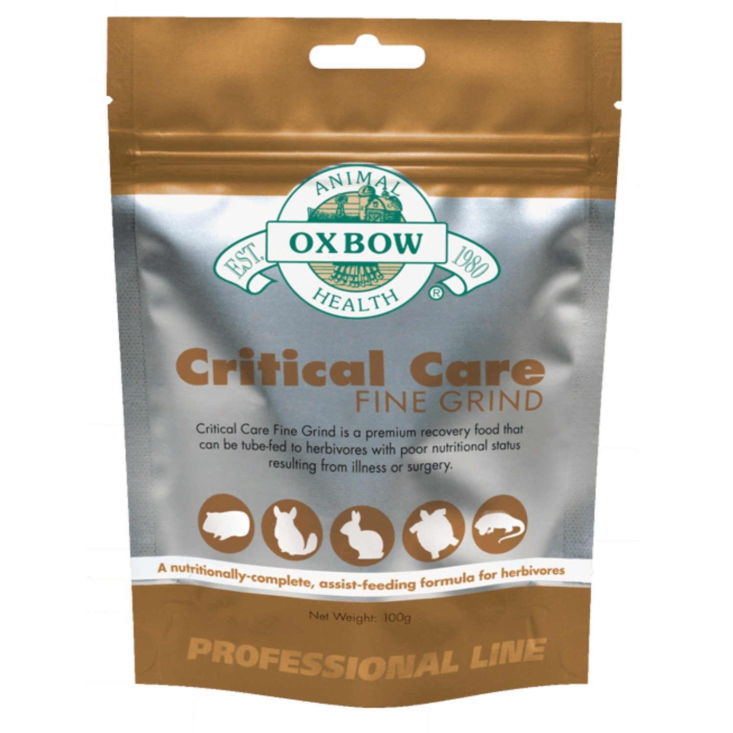 Oxbow Critical Care Fine Grind Pet Supplement, 100gm by Oxbow